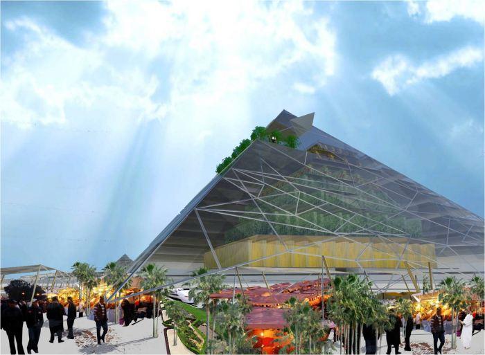 piramidalna vertikalna bašta