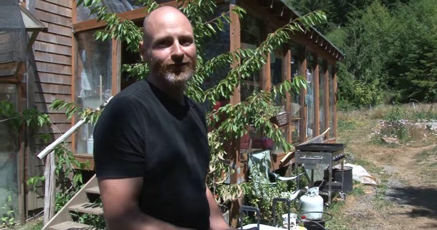 Organska farma i radionica izvan mreže