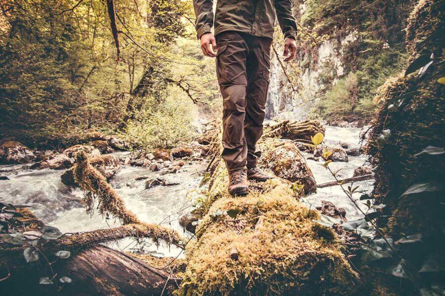 kako pronaći vodu u divljini