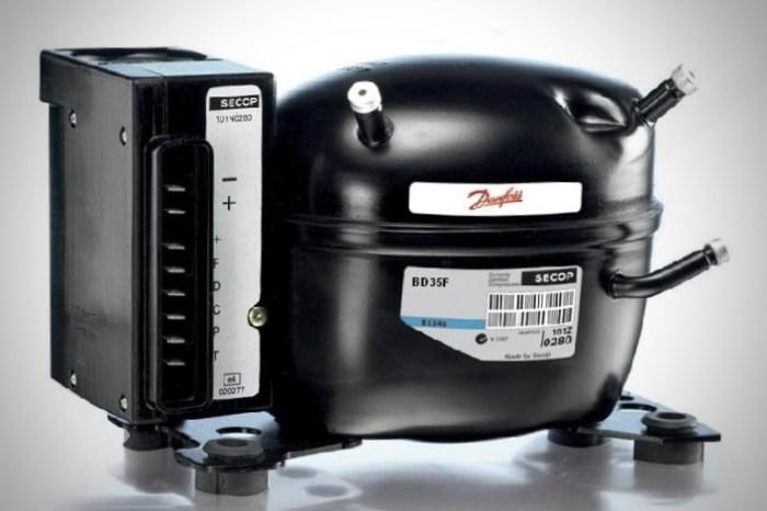 dafnoss kompresor frižider