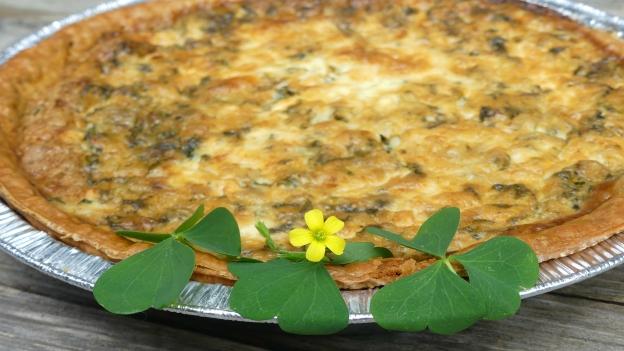 Recept za pitu sa lukom i kiseljkom